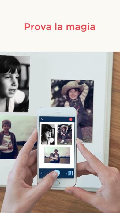 Screenshot of Foto Scanner di Photomyne2