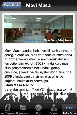 Mavi Masa screenshot 3