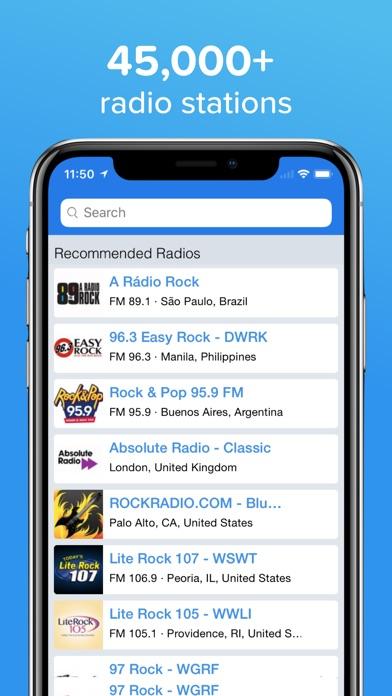 Simple Radio - Music & News Screenshots