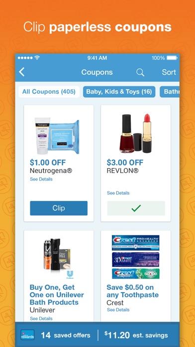 Walgreens Скриншоты4