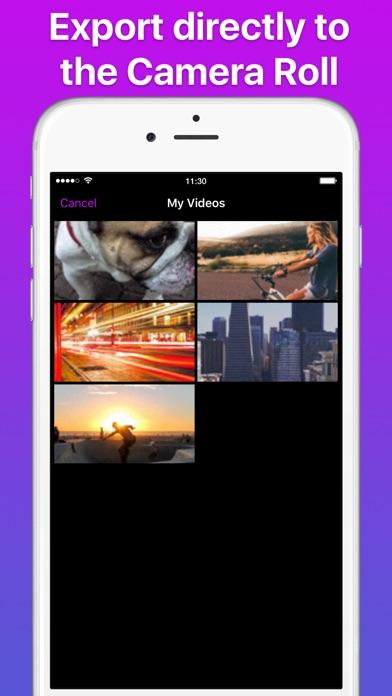 Add Music To Video Screenshots