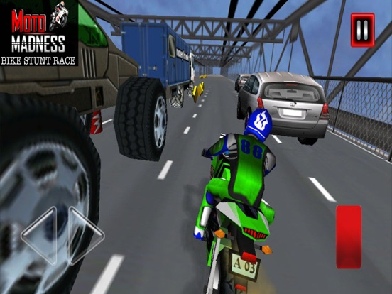 Moto Madness : Bike Stunt Race Screenshots