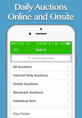 KY Auctions - Kentucky Auction screenshot 1
