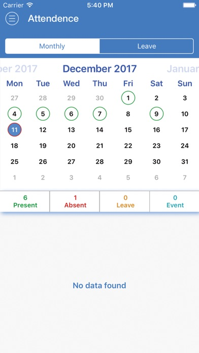 Screenshot for APS MTR in United States App Store