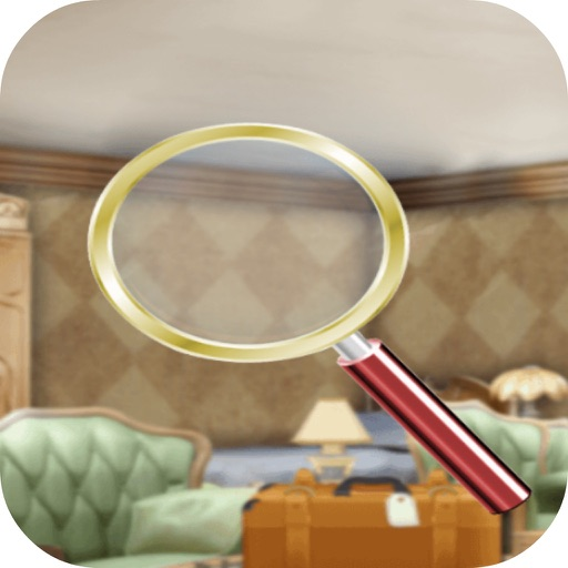 Hidden object RoomHome Edition