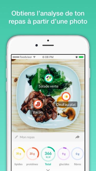 download Foodvisor - Calorie et régime apps 2