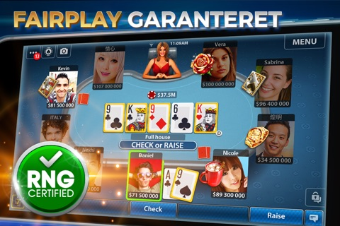 Texas Holdem Poker: Pokerist screenshot 1