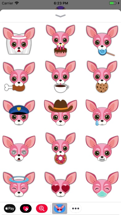 download Animated Pink Chihuahua apps 2
