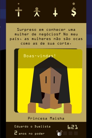 Reigns screenshot 1