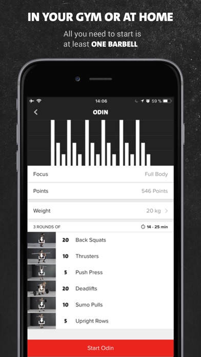 download Freeletics Gym appstore review