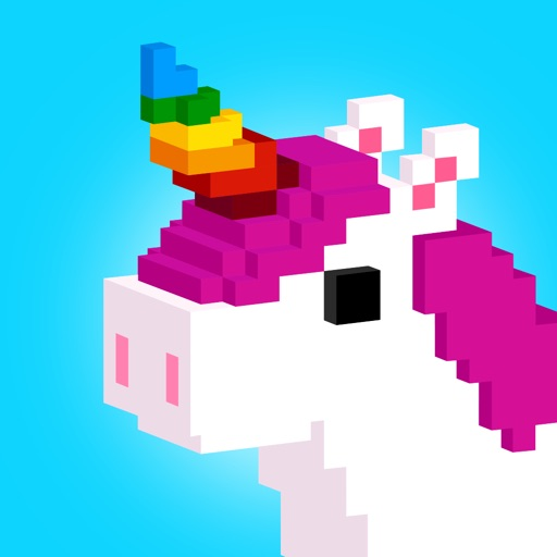 UNICORN 3D - Color by Number app for iphone