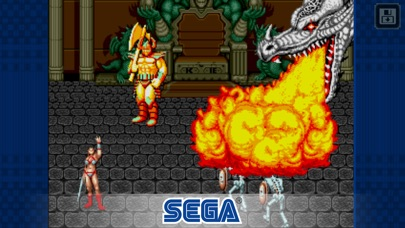 Screenshot #6 for Golden Axe Classic