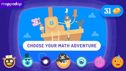 download Moppa Maths: Counting for kids apps 2