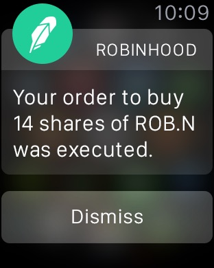 Robinhood stock trading on the app store iphone screenshot 3 ccuart Gallery