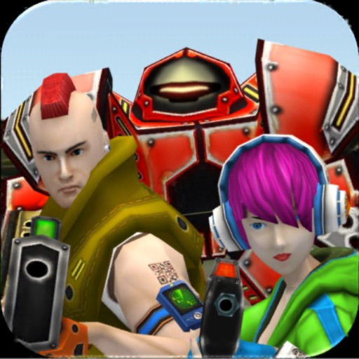 Ghost Squad free software for iPhone, iPod and iPad