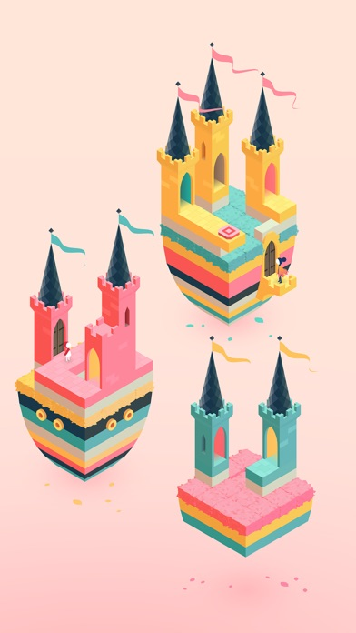 Screenshot of Monument Valley 2 App