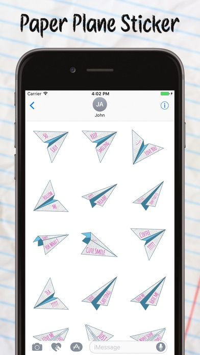 Majestic Paper Planes screenshot 1