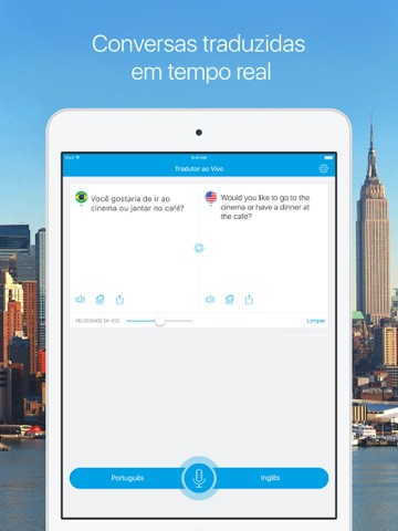 Live Translator - Instant Voice & Text Translator screenshot 1