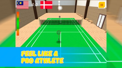 Super Legend of Badminton screenshot 2