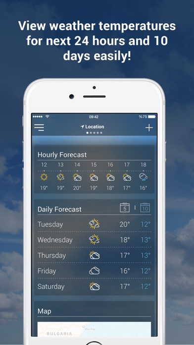 download Weather Alarms apps 0