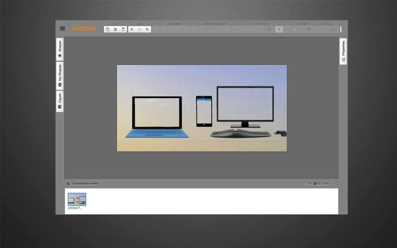 Photon (Design & Editor) for Mac