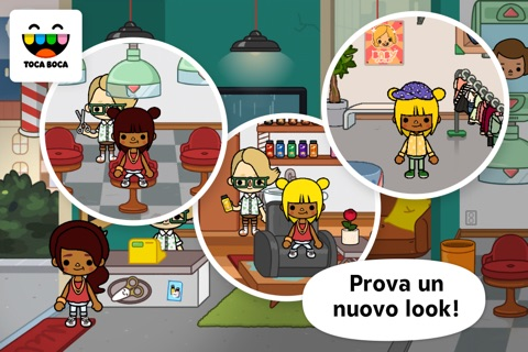 Toca Life: City screenshot 2