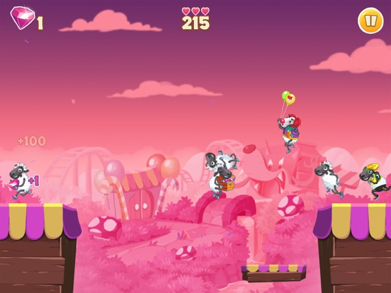 Screenshot 1 Sheep Frenzy 2