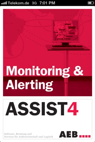 ASSIST4 Monitoring & Alerting screenshot 1