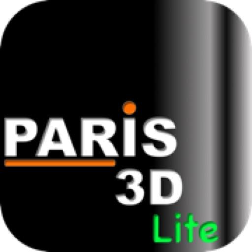 PARIS 3D Lite iOS App