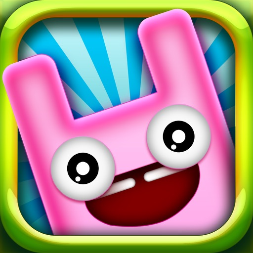 Mini Rabbit-Puzzle Games Icon