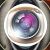 ワイド魚眼レンズカメラ