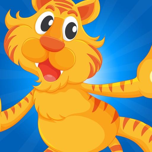 Actif! Jeu Pour Les Enfants À Apprendre et À Jouer Avec Les Animaux de Compagnie