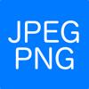 JPEG,PNG Image file converter