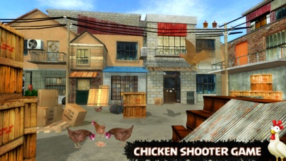 Chicken Shooting Space Invader Screenshot 5