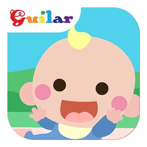 阳光金摇篮 - 吉乐家庭教学游戏