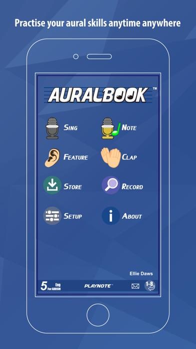 AURALBOOK for ABRSM Grade 5