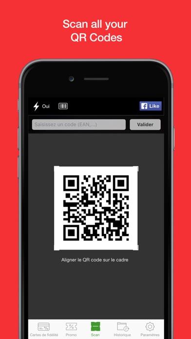 qr code barcode flash scan app report on mobile action. Black Bedroom Furniture Sets. Home Design Ideas