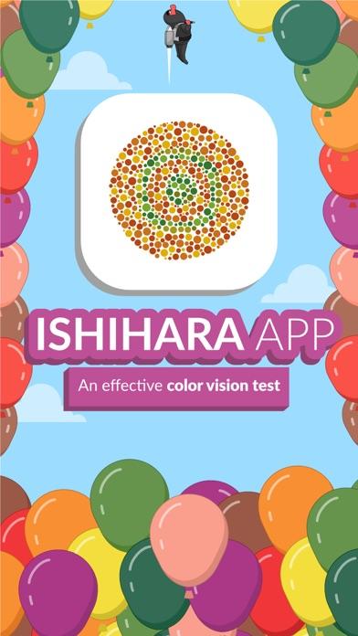 Ishihara App Screenshot 1