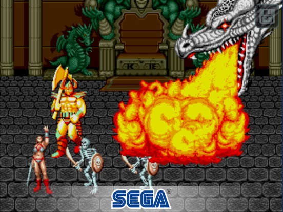 Golden Axe ™ Classic Screenshots