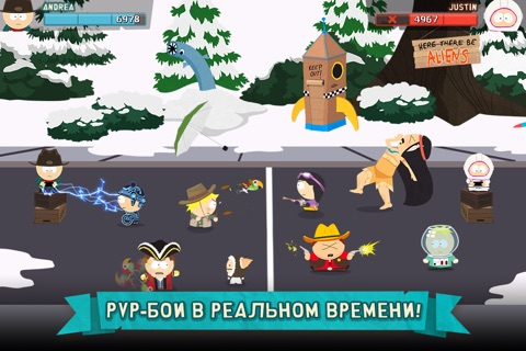South Park: Phone Destroyer™ screenshot 2