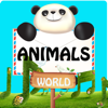 Flash Cards-Animal Sounds & Chatter