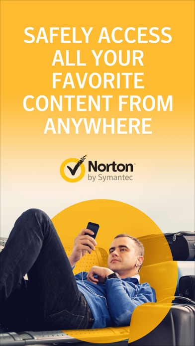 Norton WiFi Privacy VPN screenshot 5
