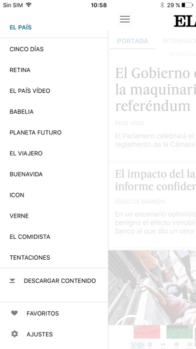 download EL PAÍS apps 2