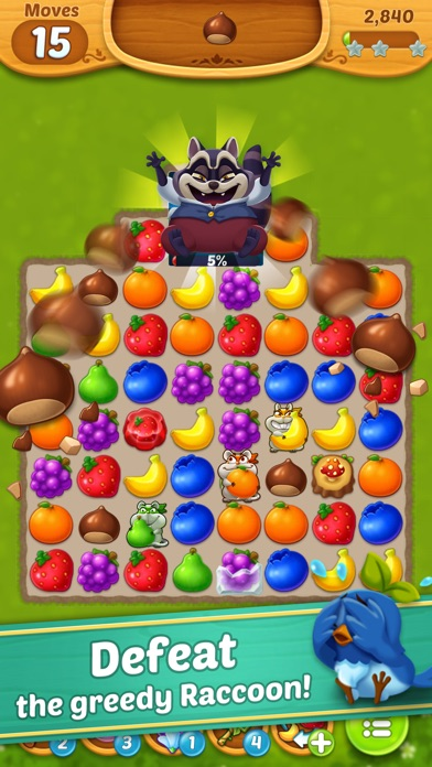 download Fruits Mania : Fairy rescue apps 0