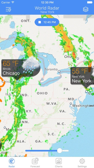 download NOAA Radar - Weather & Alerts apps 3