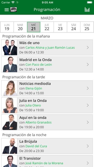 download Onda Cero Radio apps 1