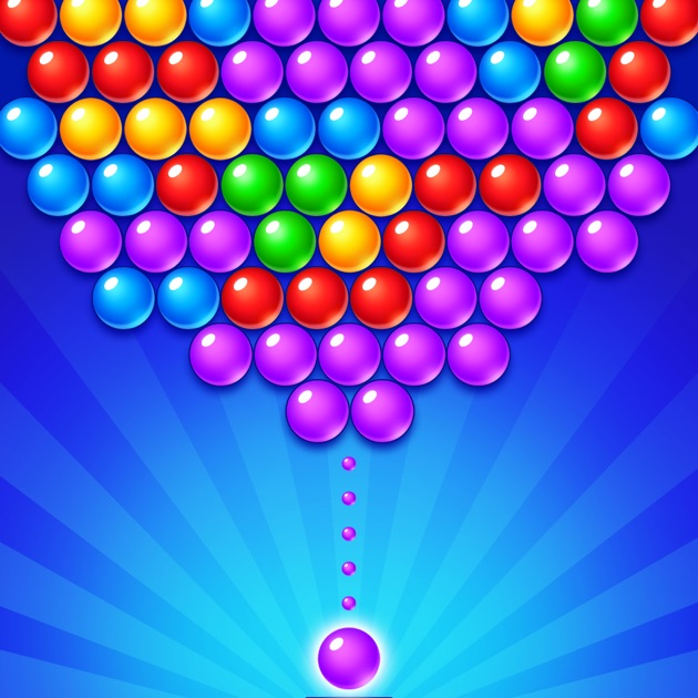 Bubble shooter buble jogos na app store for Ver shooter online