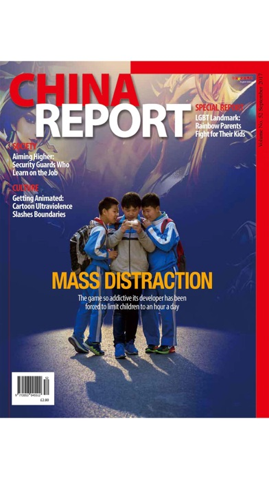 download China Report – The monthly news magazine briefing the world and charting China's social trends, rise and impact apps 3