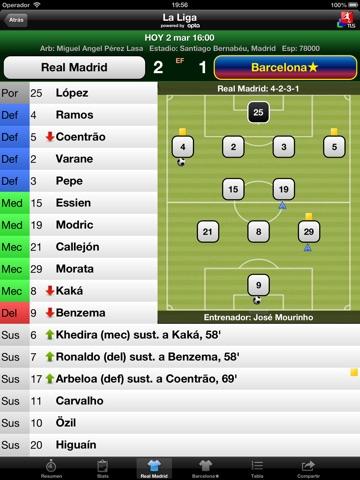 TLS Football - Premier Stats screenshot 3