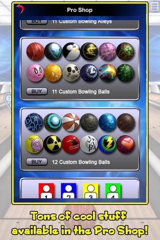 Action Bowling Classic screenshot 3